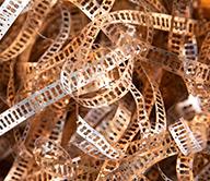 金属スクラップの写真