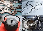 貴金属の工芸品や製品